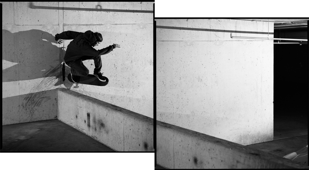 Dennis Laass – Wallride