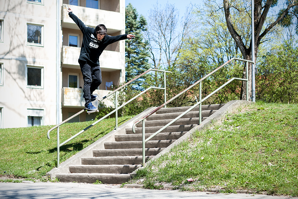 Mario Ungerer – Backside Smithgrind