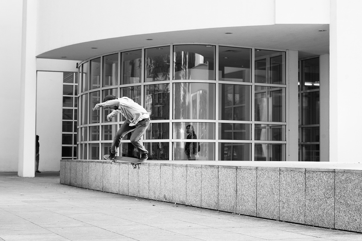Marc Stevens – Switch Backside Suski