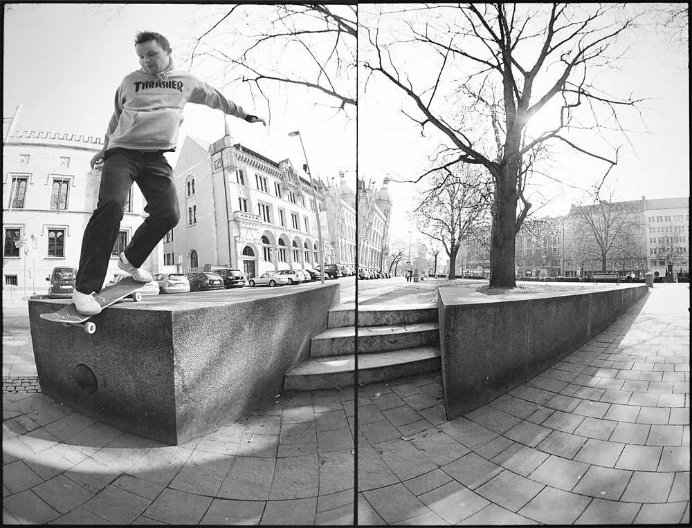 Nils Brauer – Gap to Backside Lipslide