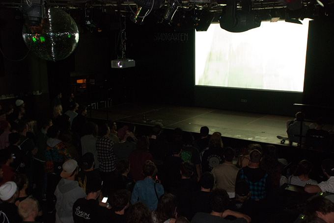 Solo Untergrund Premieren Party
