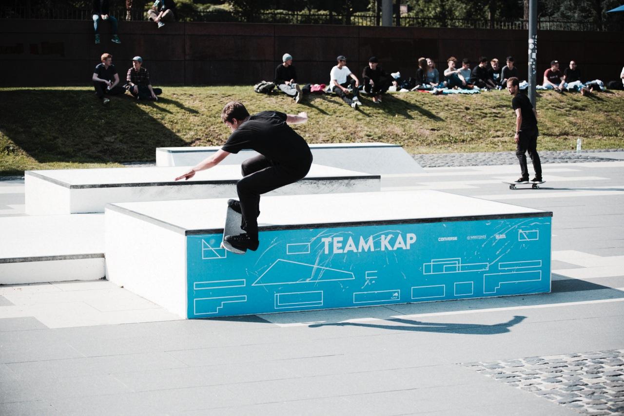 Team Kap 2015