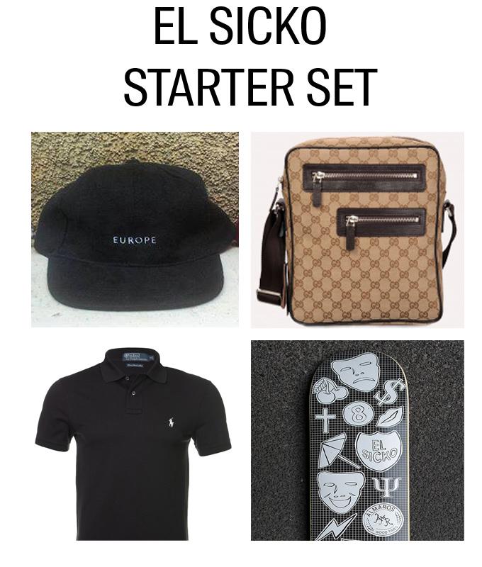 El-Sicko-Starter-Set