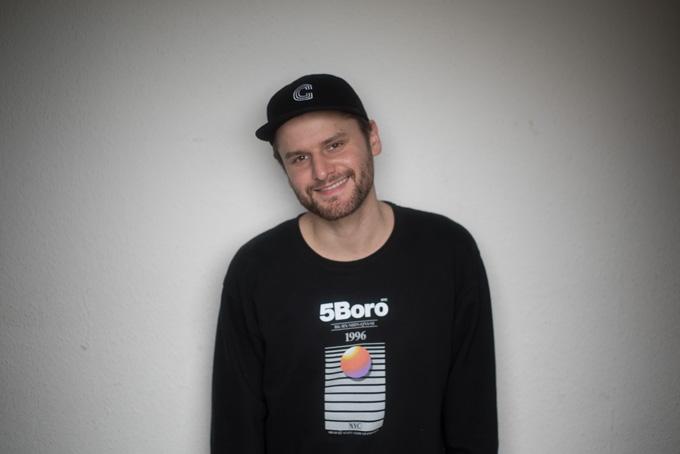 Linus Petrusch Claro! Caps