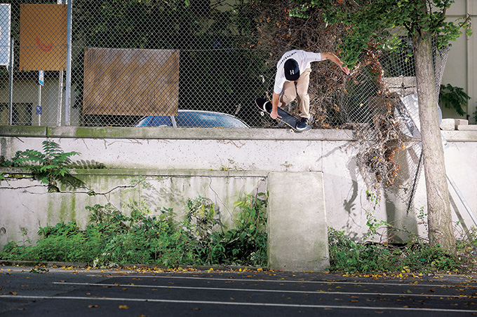 Alex Ullmann – Backside Nosepick