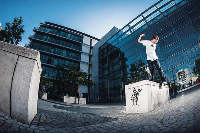 Kilian Zehnder – Gap to Backside Lipslide