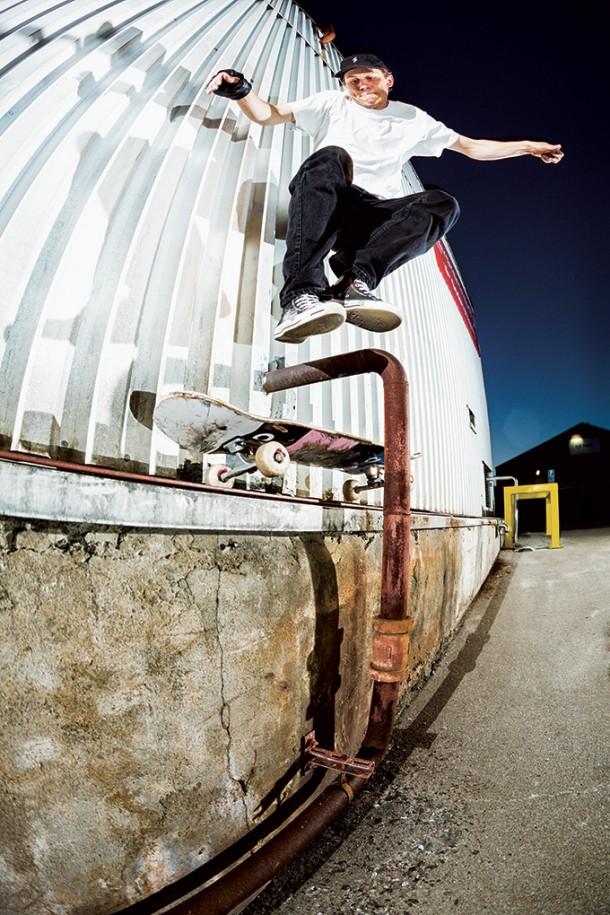 Dane Brady 5050 Hippie Jump