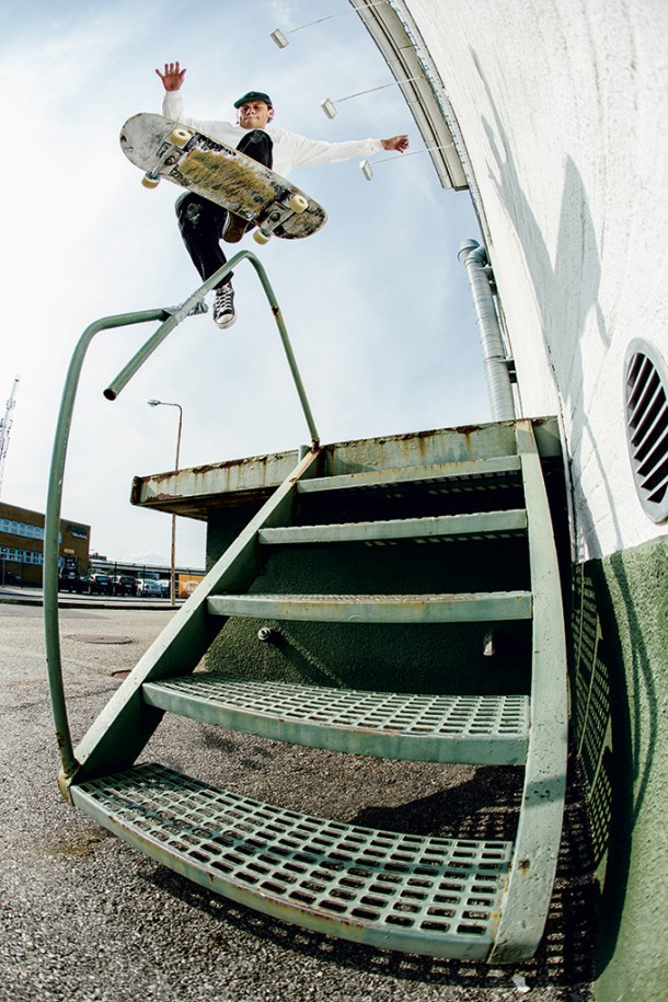 Dane Brady No-Comply-Polejam