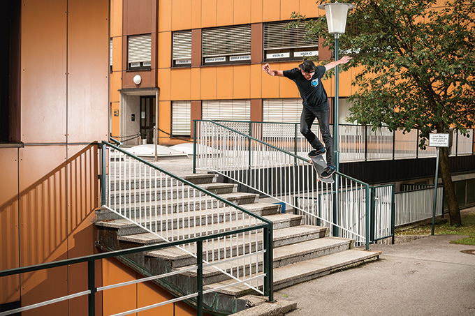 Tobi Fleischer – Backside Smithgrind