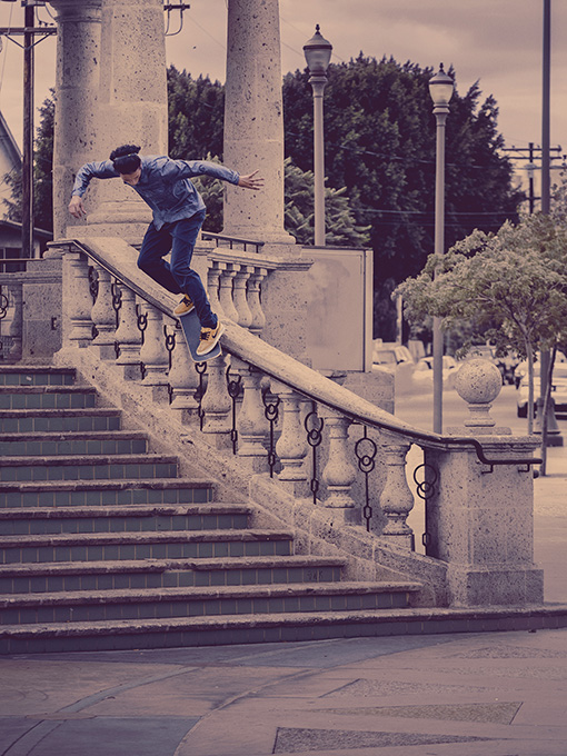 Trevor Golden Backside Smithgrind