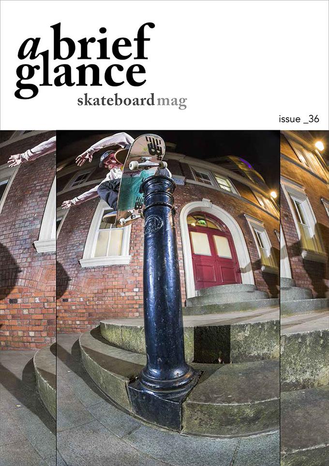 A Brief Glance Cover 36