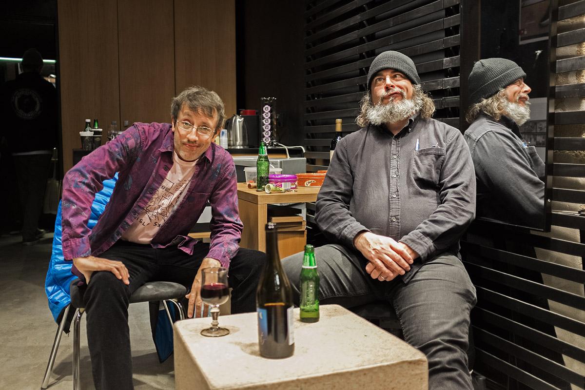 Sean Cliver & Dave Carnie