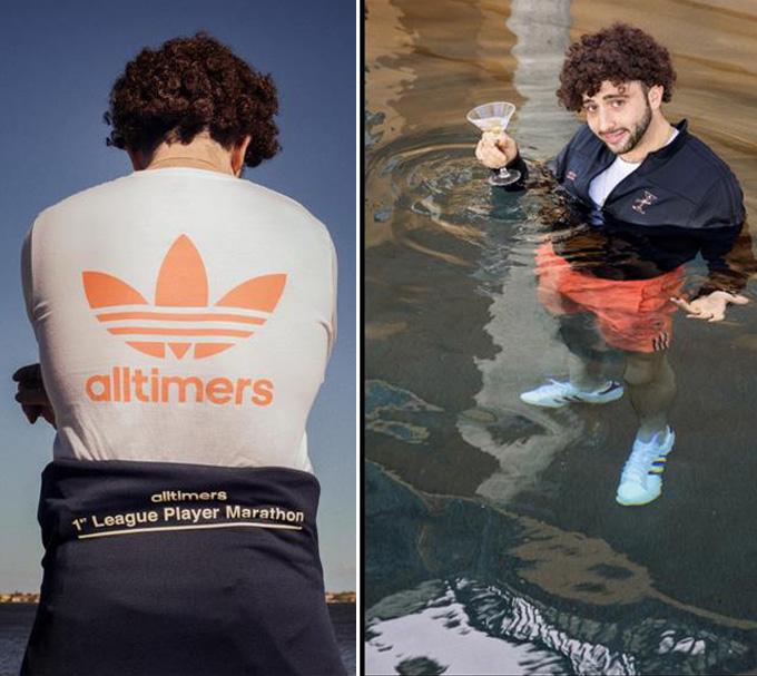Alltimers x Adidas Capsule