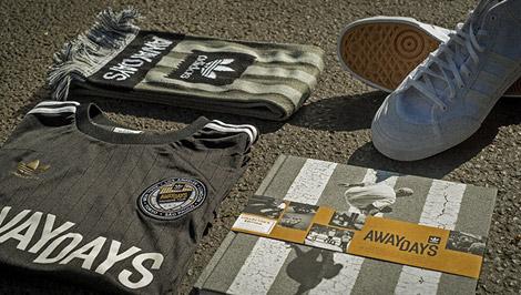 adidas Away Days Gewinnspiel