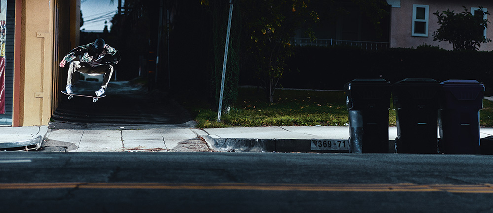 Miles Silvas – Switch Ollie