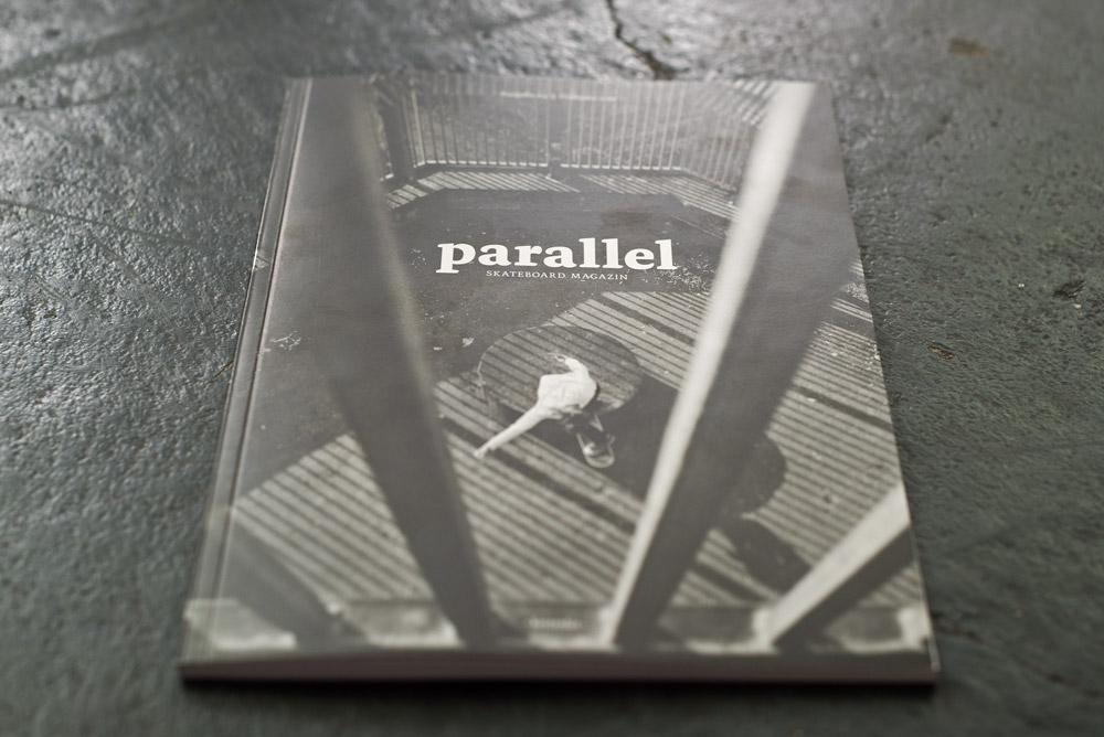 Parallel Skateboard Magazine