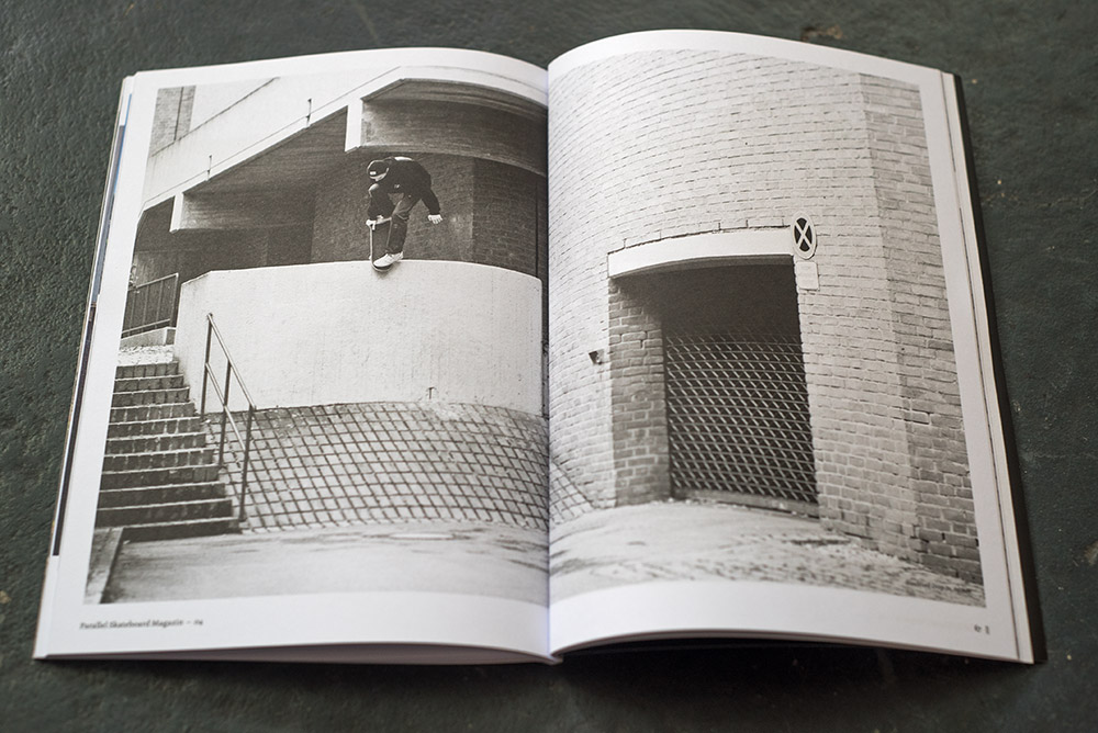 Parallel Skateboard Magazine
