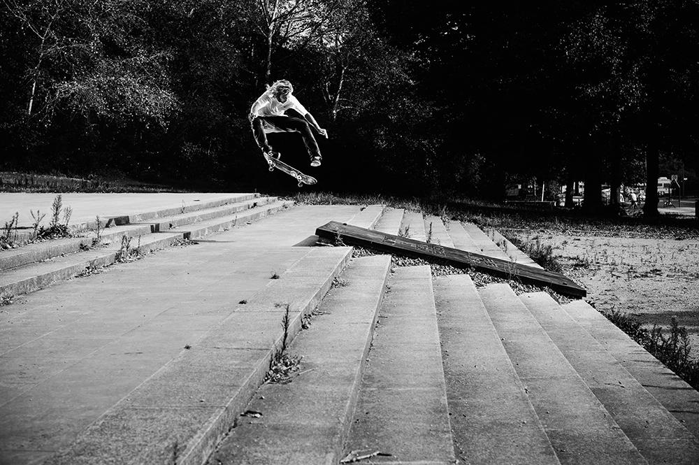 Patrick Rogalski - Kickflip