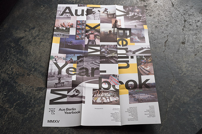 Aus Berlin Yearbook