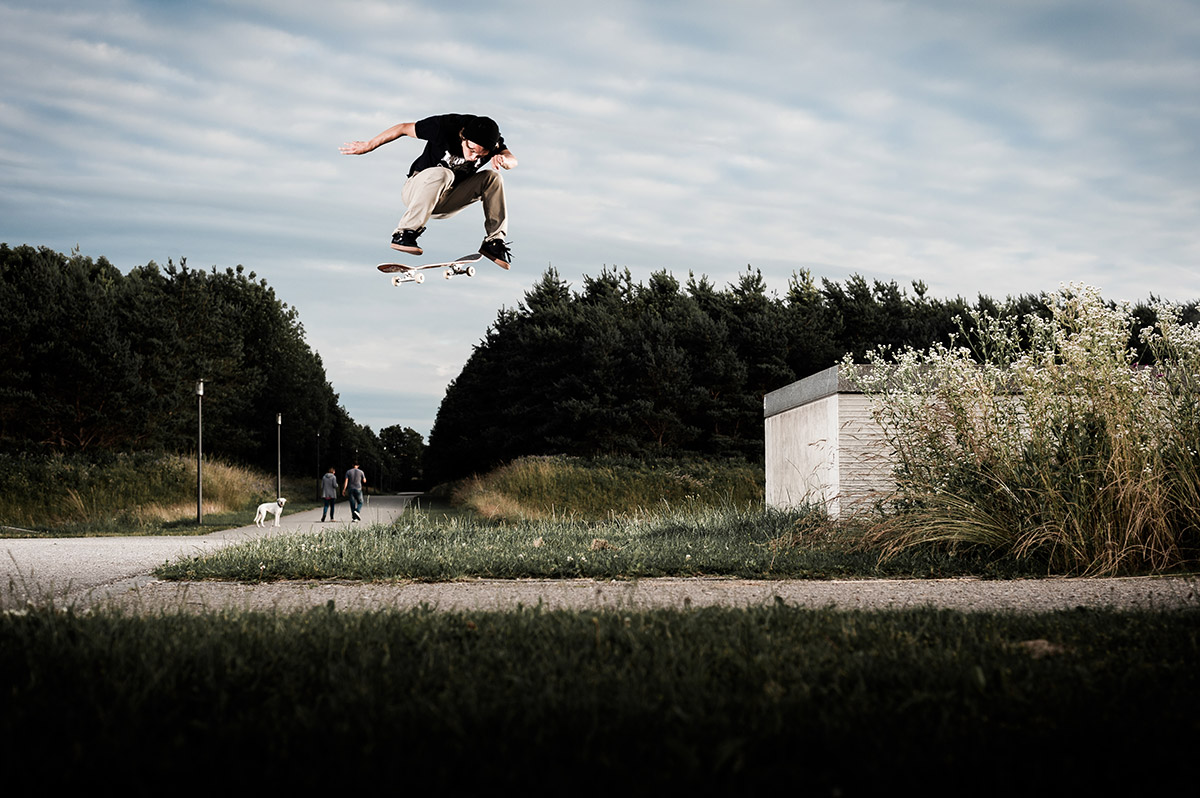 Ben Dillinger – Switch Hardflip