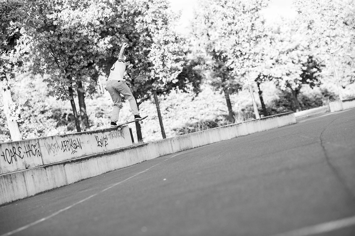 Fabian Lang – Switch Backside Tailslide