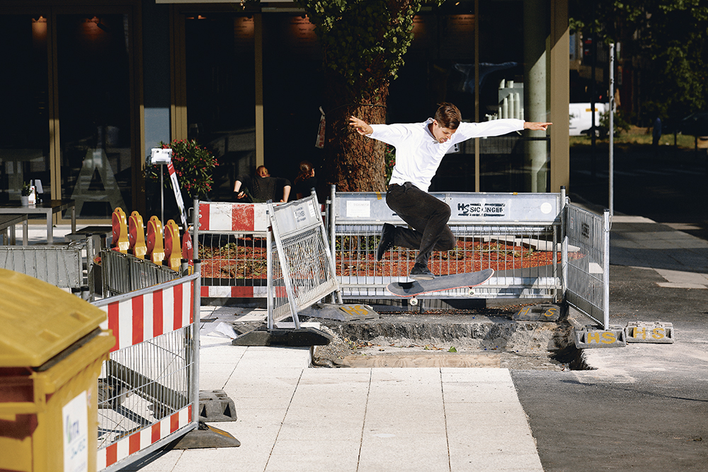 Andi Welther - No Comply