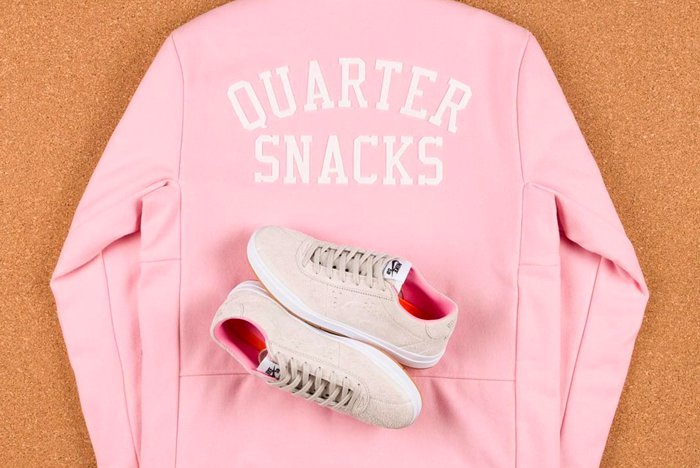 Quartersnacks x Nike SB