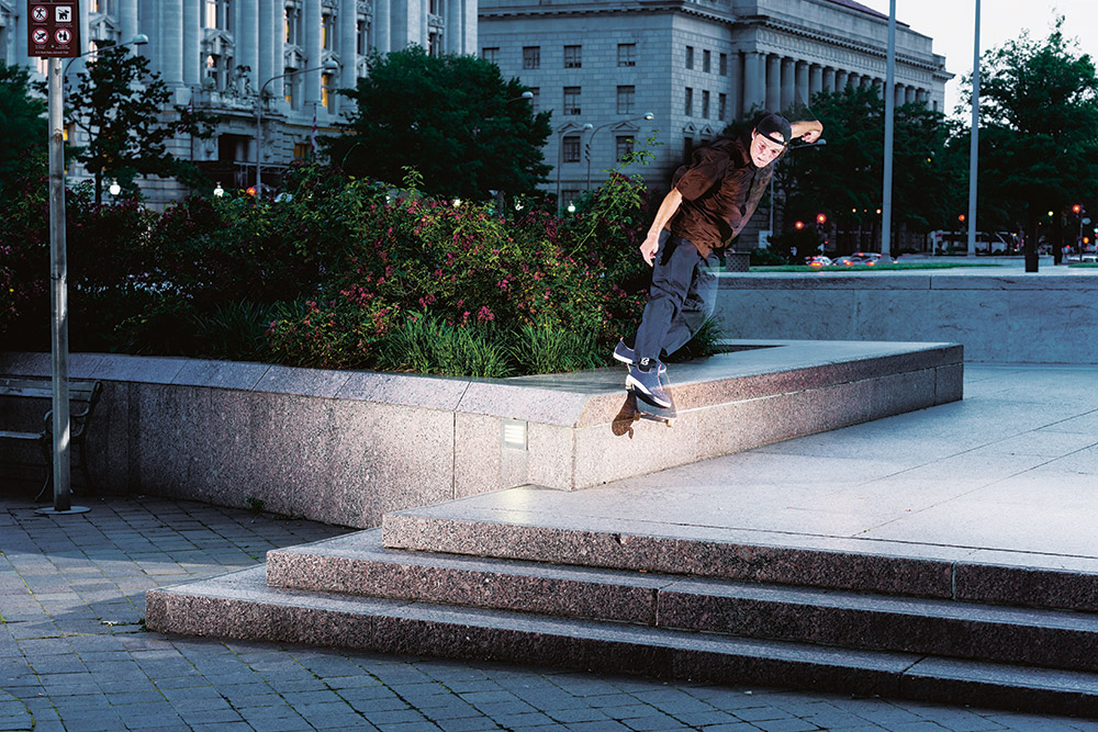 Cyrus Benett bs smith