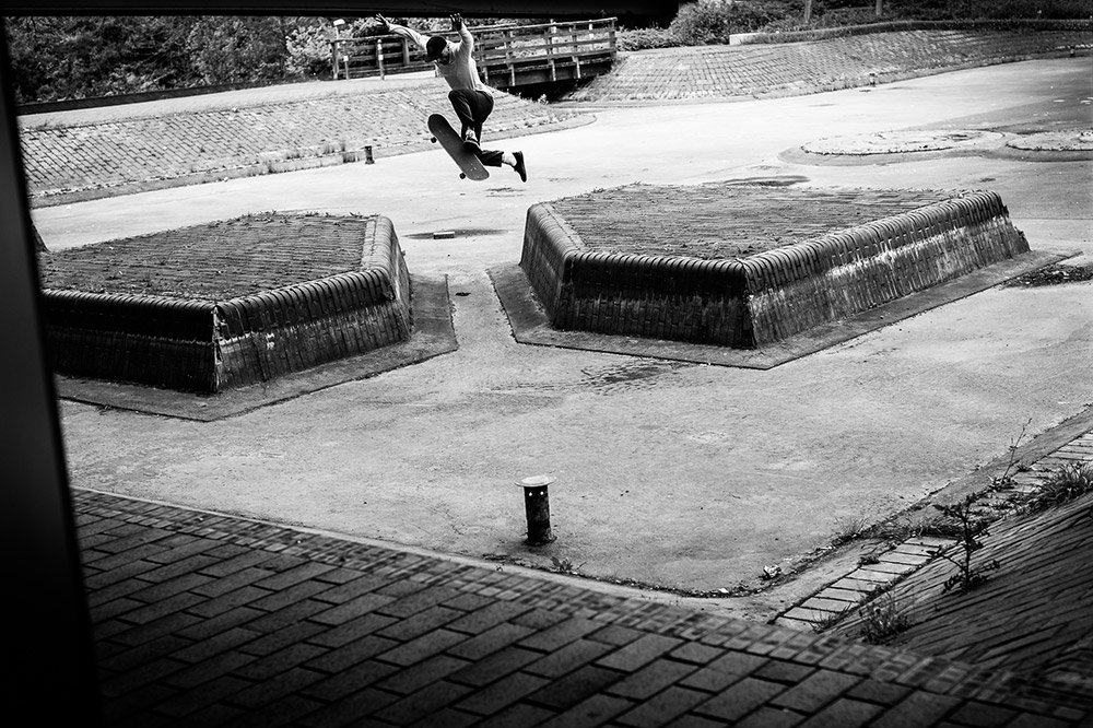 Pat Lindenberger – No Comply