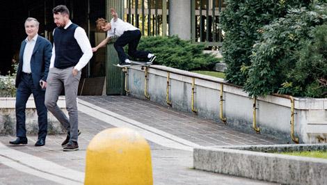 Robotron Skateboards
